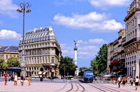Maison du Vin, Bordeaux, Medoc, Unescos liste over Verdensarven, Vieux ville, gamlebyen, middelalder, Sør-Frankrike, Frankrike