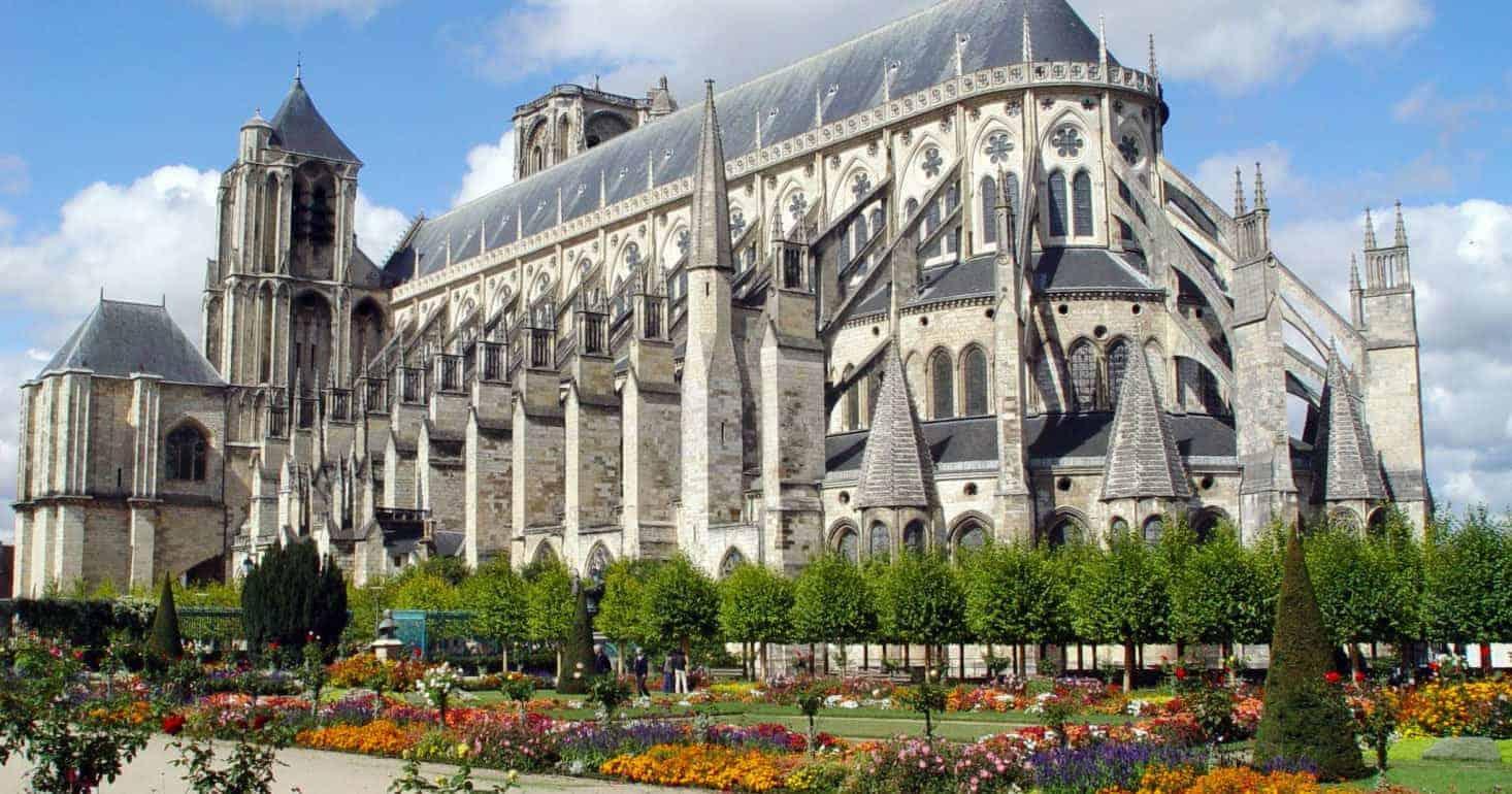 Bourges reisdit.no