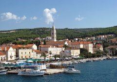 Supetar, fergeforbindelse til Split, Brac, Dalmatia, Makarskakysten, Split og øyene, Kroatia