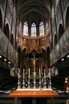Sint Salvator Cathedral, Brügge, kanaler, Markt, historisk, Unescos liste over Verdensarven, øl, bryggerier, gourmet, gamleby, gotikken, renessansen, barokken, Flandern, Belgia