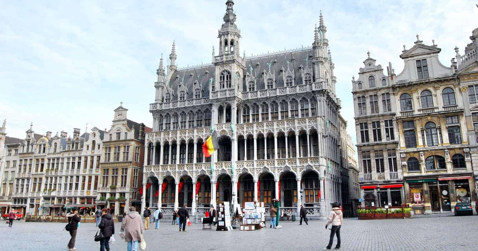 Brussel reisdit.no