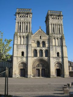 Saint Trinité, Eglise Mathilde, Caen, bindingsverk, Vieux Ville, Unescos liste over Verdensarven, Normandie, Vest-Frankrike, Frankrike