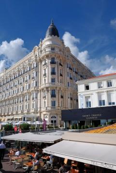 Cannes, Croixetten, Cote 'd'Azur, Provence, Vieux ville, gamlebyen, middelalder, Sør-Frankrike, Frankrike