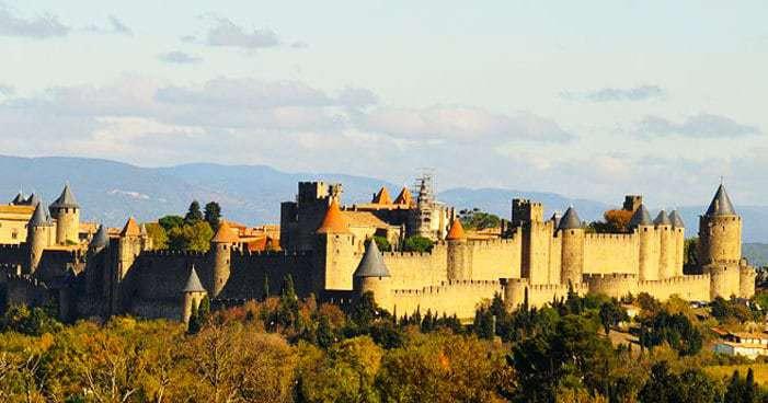 Carcassonne reisdit.no