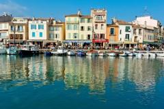 Cassis, Provence, Cote d'Azur, Sør-Frankrike, Frankrike