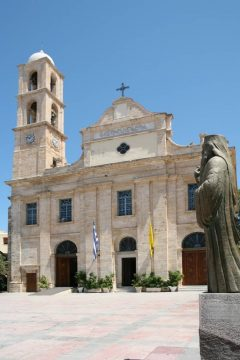 Katedralen Agia Triada, Chania, Kreta
