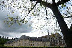 Chartres, Abbaye de Saint-Père, Vielle Ville, Cathedrale Notre Dame de Chartres, Eure, Eure et Loire, Unescos liste over Verdensarven, Vest-Frankrike, Frankrike
