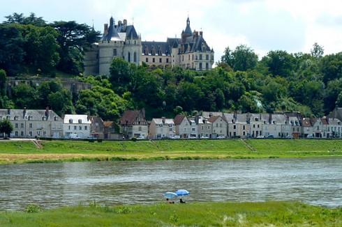Loiredalen, Loire, Vest-Frankrike, Frankrike