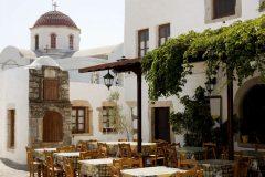 Patmos, Chora, Hellas