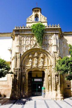 Alcázar de los Reyes Cristianos,  Cordoba, katedral-moskéen La Mezquita, Guadalquivir, Unescos liste over Verdensarven, historisk bydel, gamleby, Andalucia, Spania