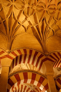 La Mezquita,  Cordoba, katedral-moskéen La Mezquita, Guadalquivir, Unescos liste over Verdensarven, historisk bydel, gamleby, Andalucia, Spania
