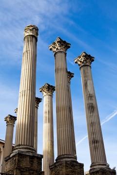 Cordoba, katedral-moskéen La Mezquita, Guadalquivir, Unescos liste over Verdensarven, historisk bydel, gamleby, Andalucia, Spania