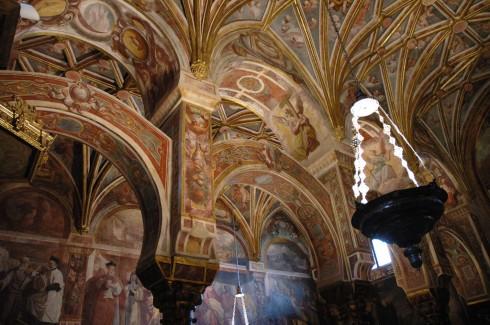 Cordoba, katedral-moskéen La Mezquita, Guadalquivir, Al-Zahra, Unescos liste over Verdensarven, historisk bydel, gamleby, Andalucia, Spania