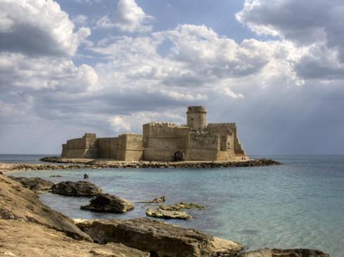 Crotone, Calabria, Sør-Italia