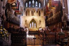 Saint Patrick Cathedral, Dublin, Irland, Storbritannia