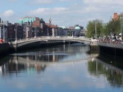 Dublin, Irland, Storbritannia