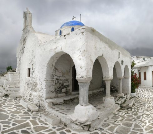 Panagia of the Holy Cross in Parikia