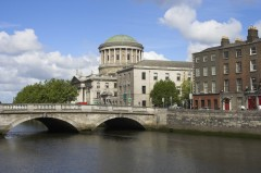 Parlamentsbygningen, Dublin, Dublin, Irland, Storbritannia