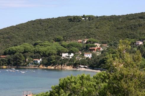 Golfo di Procchio, Elba, Toscana, Midt-Italia, Italia