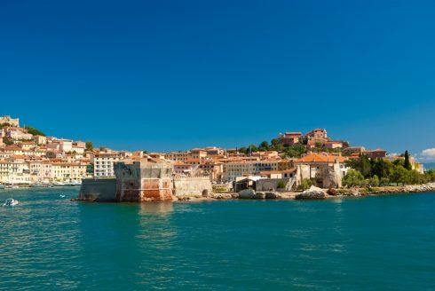 Elba, Toscana, Midt-Italia, Italia