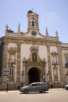 Faro, gamlebyen, Algarvekysten, Sør-Portugal, Portugal