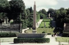 Boboliparken, Firenze, renessanse, middelalder, Unescos liste over Verdensarven, historisk bydel, gamleby, Toscana, Midt-Italia, Italia