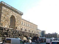 Palazzo Pitti, Firenze, renessanse, middelalder, Unescos liste over Verdensarven, historisk bydel, gamleby, Toscana, Midt-Italia, Italia