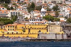 Fortaleza de Sao Tiago innholder et museum, Funchal, Madeira