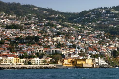 Fortaleza de Sao Tiago fra år 1614, Funchal, Madeira