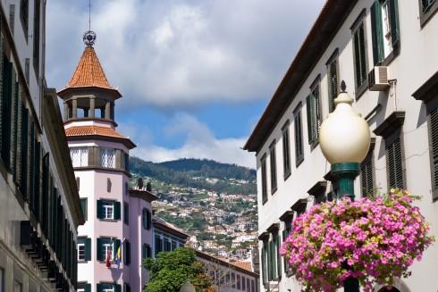 Zona Vehla, Funchal, Madeira