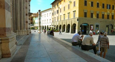 Cattedrale di San Lorenzo, Grosseto, Toscana, Midt-Italia, Italia