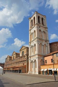 Ferrara, Emilia-Romagna, Nord-Italia, Italia