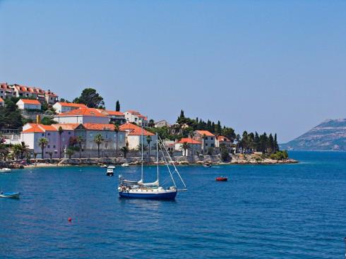 Vela Luka, Korcula, Makarskakysten, Split og øyene, Kroatia