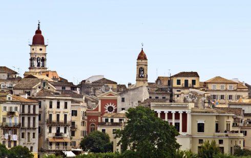 Korfu, Corfu, Hellas