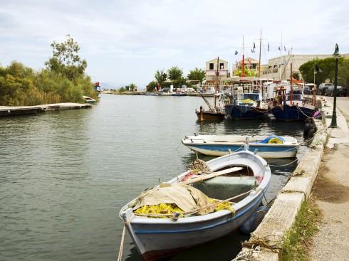 Mesongi , Corfu, Korfu, Hellas