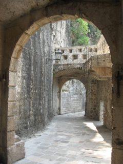 Kotor, middelalder, gotikken, renessanse, Unescos liste over Verdensarven, Montengros Middelhavskyst, Montenegro