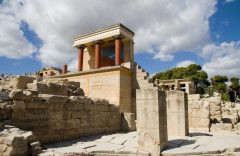 Knossos, Heraklion, Kreta, Hellas