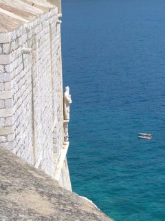 Dubrovnik, Adriaterhavet, gamlebyen, historisk bysenter, Unescos liste over Verdensarven, middelalder, renessanse, Kroatia