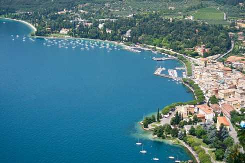 Gardasjøen, Garda, Lombardia, Trentino, Nord-Italia, Italia