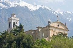 Malcesine, Gardasjøen, Lago di Garda, Lombardia, Trentino, Nord-Italia, Italia