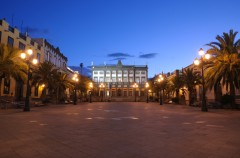 Ayuntamentio,  Unescos liste over Verdensarven, Las Palmas de Gran Canaria, Kanariøyene, Spania