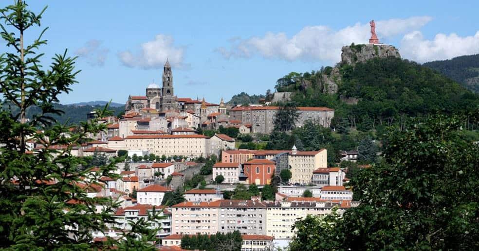 Le Puy-en-Velay reisdit.no