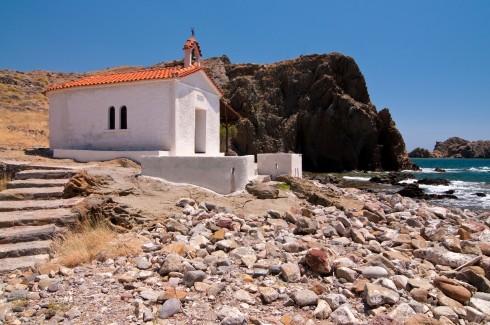 Skala Eresou, Eresos, Lesbos, antikken, Øyene, Hellas