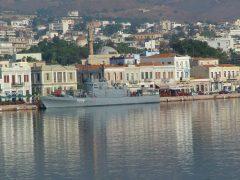 Mytilini, Lesbos, antikken, Øyene, Hellas