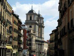 Colegiata San Isidoro, Calle Toledo, Unescos liste over Verdensarven, historisk bydel, gamleby, Madrid, Madrid og innlandet, Spania