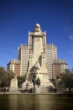 Don Quijote, Miguel Cervantes, Unescos liste over Verdensarven, historisk bydel, gamleby, Madrid, Madrid og innlandet, Spania