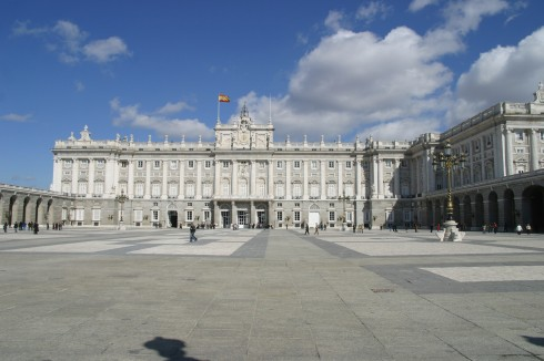 Palacio Real, Unescos liste over Verdensarven, historisk bydel, gamleby, Madrid, Madrid og innlandet, Spania