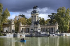 Parque del Retiro, Unescos liste over Verdensarven, historisk bydel, gamleby, Madrid, Madrid og innlandet, Spania