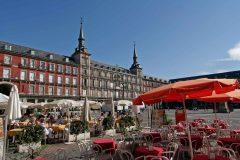 Plaza Mayor, Unescos liste over Verdensarven, historisk bydel, gamleby, Madrid, Madrid og innlandet, Spania