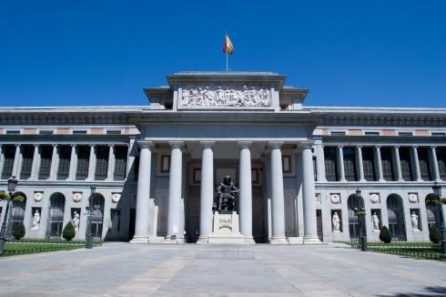 Prado-museet, Prado Museum, Unescos liste over Verdensarven, historisk bydel, gamleby, Madrid, Madrid og innlandet, Spania